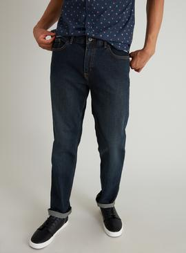 Midwash Slim Fit Jeans With Stretch