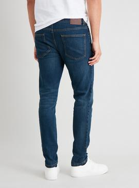 Midwash Super Skinny Jeans With Stretch
