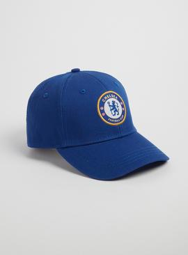 Chelsea Football Club Blue Cap - One Size