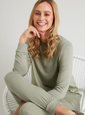 Sage Green Lightweight Sweat