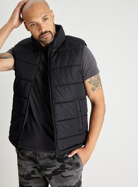 Black Eco Thermolite Shower Proof Gilet