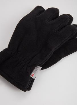 3M Black Fleece Gloves