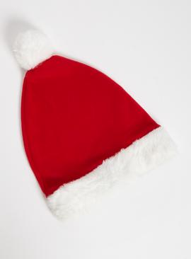 Christmas Red Musical Santa Hat