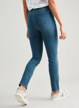 Mid Denim Slim Jean