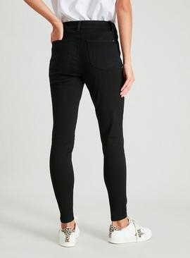 Black Skinny Jeans With Stretch