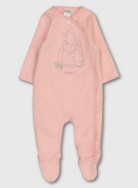 Peter Rabbit Pink All In One