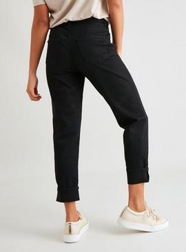 Black Girlfriend Jeans