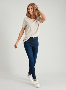Dark Denim Shape, Sculpt & Lift Skinny Jeans