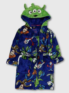 Disney Toy Story 4 Blue Dressing Gown