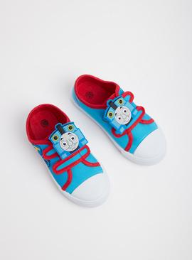 Thomas The Tank Engine Blue Trainers