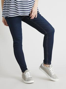 MATERNITY Dark Denim Skinny Jeans