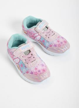 Peppa Pig Pink Trainers