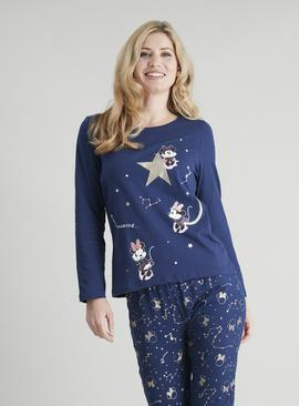 Minnie Mouse Navy Pyjamas