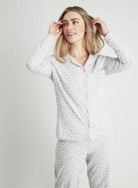 Animal Print Traditional Pyjamas