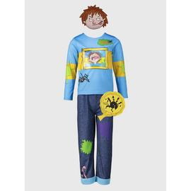 Horrid Henry Blue Costume Set
