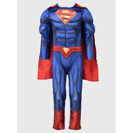 DC Comics Superman Blue Costume