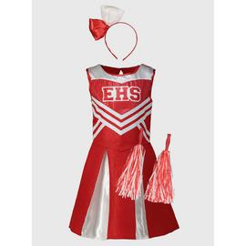 Disney High School Musical Cheerleader Costume