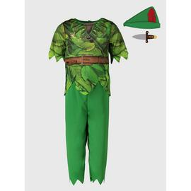 Disney Peter Pan Green Costume