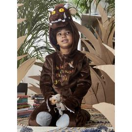 The Gruffalo Brown All In One Costume