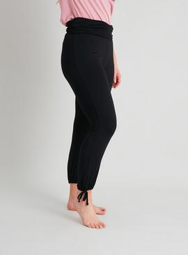 Active Black Yoga Pants