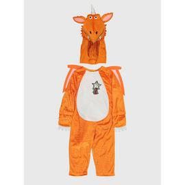 Zog The Dragon Orange Costume