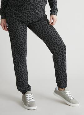 Maternity Animal Print Coord Joggers