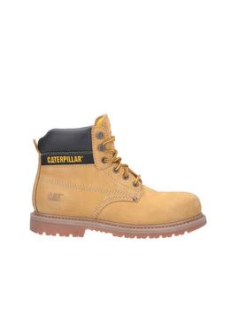 CATERPILLAR Tan Powerplant GYW Safety Boot