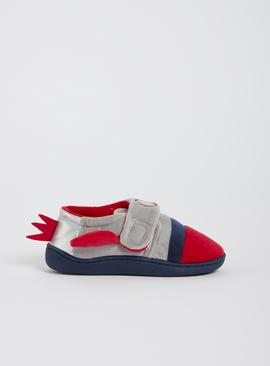Red Rocket Full Cupsole Slippers