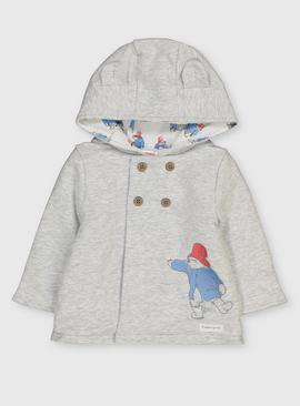 Paddington Grey Hooded Jacket