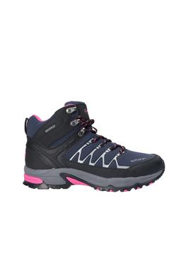 Navy Abbeydale Mid Hiker Boot