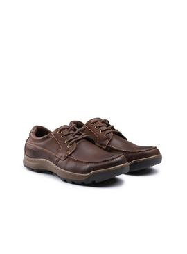Brown Trucker Shoes