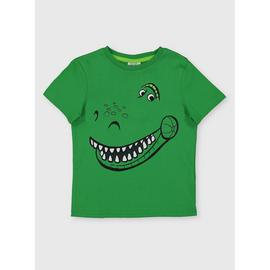 Disney Pixar Toy Story Rex Green T-Shirt
