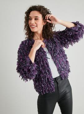 Graduate Fashion Week Loopy Cardigan
