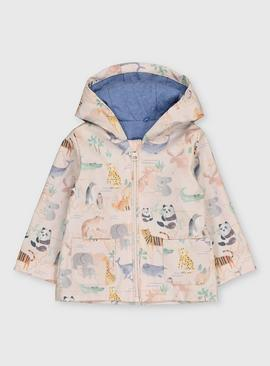 Safari Print Hooded Mac
