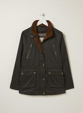 FATFACE Brown Sussex Jacket