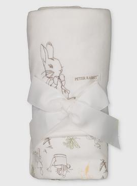 Peter Rabbit Fleecy Blanket - One Size
