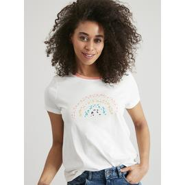 Animal Print Rainbow T-Shirt