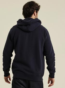 FATFACE Stone Zip Through Hoodie