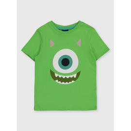 Disney Pixar Monsters Inc. Mike T-Shirt