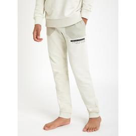 TEEN Cream Patch Pocket Coord Joggers