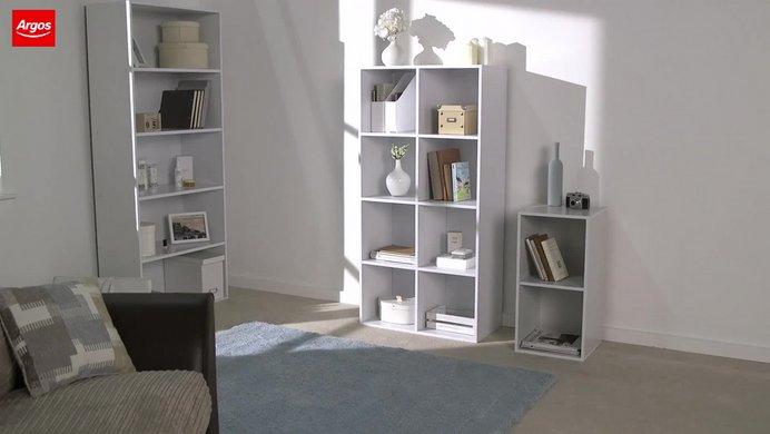 Buy HOME Phoenix 8 Cube Storage Unit