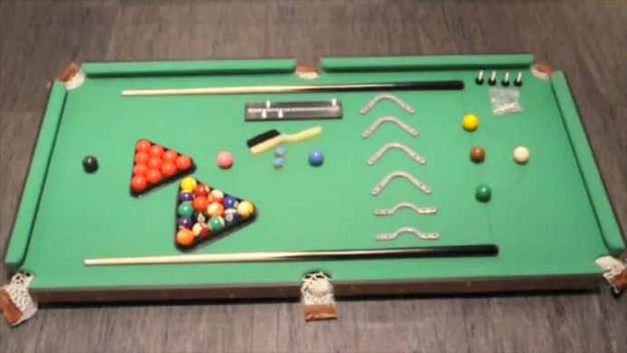Buy Snooker and Pool Table - 4ft 6in | Pool tables | Argos